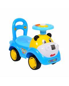 Masinuta fara pedale Super Car Blue