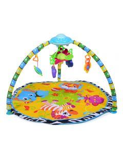 Centru de activitati cu lumini si melodii Play Gym Baby