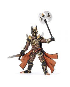 Figurina Papo - Cavaler cu tripla arma