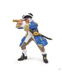 Figurina Papo-Capitan din marina regala