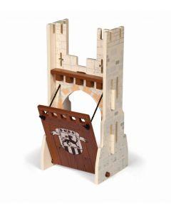Figurina Papo Castel mutanti-poarta mobila