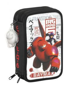 Penar Big Hero6 triplu echipat