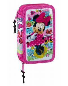 Penar dublu echipat Minnie Mouse Cool,13x4x20 cm