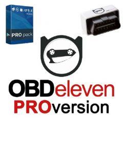 Tester Auto Obdeleven OBD II diagnoza auto+Pachetul PRO