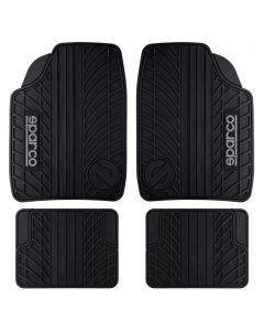 Covorase Auto Vw Buggy - Sparco Premium 4 Buc