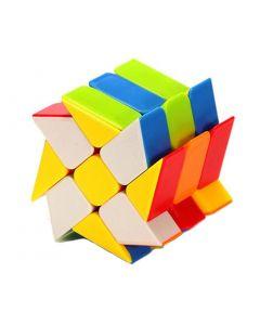 Cub Rubik 3x3x3, YongJun Fenghuolun stickerless, 62CUB