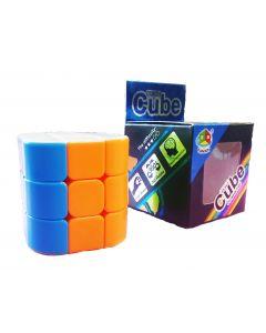 Cub Rubik 3x3x3 Cylinder FanXin Stickerless, 67CUB