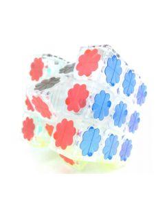 Cub Rubik 3x3x3 Crystal, 86CUB