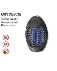Anti insecte cu lampa UV (50 mp)