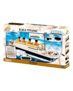 set de construit Cobi, TITANIC RMS (600pcs)