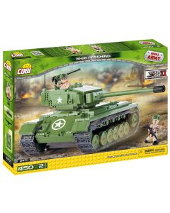 set de construit Cobi, Small Army, Tanc M26 Pershing (450pcs)