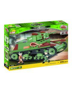 Set de construit Cobi, Small Army, tank 7TP DW (400pcs)