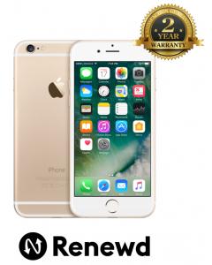 Telefon mobil Apple iPhone 6S 64GB Gold Renewd