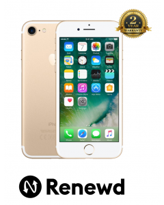 Telefon mobil Apple IPhone 7 32GB Gold Renewd