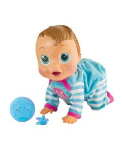 Papusa Interactiva IMC Toys Bebelusul Luca