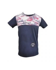 "Tricou Scarface - albastru cu logo ""Alcapone Scarface"" - XL"