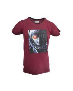 """Tricou Scarface - rosu cu efect 3D """"Rising Paiden"""" - M"""
