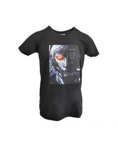 """Tricou Scarface - negru cu efect 3D """"Rising Paiden"""" - M"""