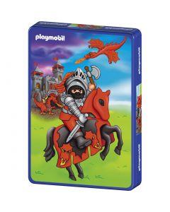 Puzzle Schmidt pentru copii 40 piese playmobil: Cavaleri