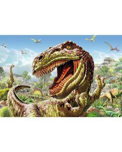 Puzzle Schmidt pentru copii 200 piese : T-Rex