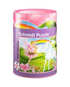 Puzzle Schmidt pentru copii 60 piese: Unicorn
