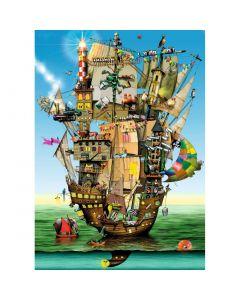 Puzzle Schmidt 1000 piese Colin Thompson : Arca lui Noe
