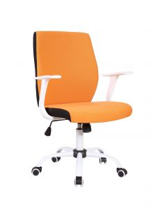 Scaun directorial US71 Micro portocaliu
