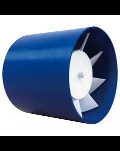 Ventilator axial LUX Etesi 120, fabricat in Italia, senzor umiditate, debit 160 mc/h, diametru 120 mm