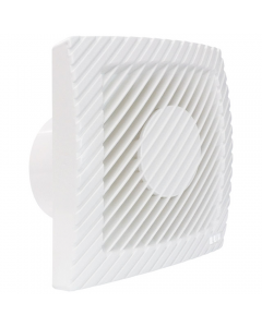 Ventilator axial LUX Serie L100, fabricat in Italia, debit 110 mc/h, diametru 100 mm