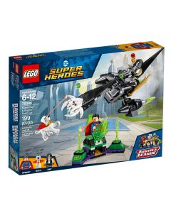 LEGO Super Heroes Alianta Superman si Krypto 76096