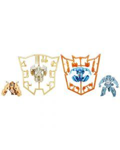 Set 4 Figurine Transformers Robots In Disguise Mini-Con