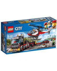 LEGO City Transport de Incarcaturi Grele 60183