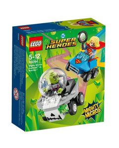LEGO Super Heroes Mighty Micros: Supergirl contra Brainiac 76094