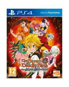 The Seven Deadly Sins : Knights of Britania PS4