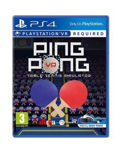 Ping Pong (PSVR) pentru PS4