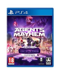 Agents of Mayhem Day One Edition pentru PS4