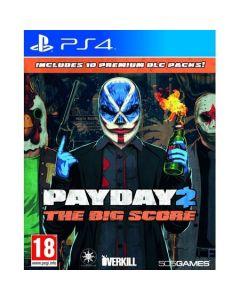 Payday 2 The Big Score pentru PS4