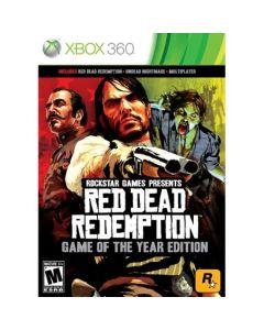 Joc Red Dead Redemption: Game of the Year pentru Xbox 360