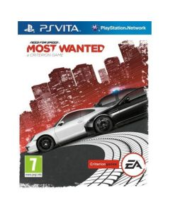 Need For Speed Most Wanted pentru PlayStation Vita