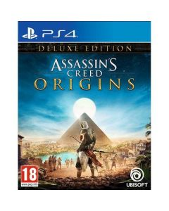 Joc Assassin's Creed Origins Deluxe Edition Ps4