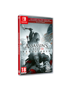 Joc ASSASSINS CREED 3 & ASSASSINS CREED LIBERATION REMASTER pentru Nintendo Switch