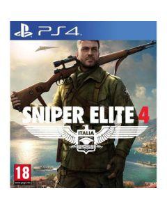 Joc Sniper Elite 4 pentru PS4