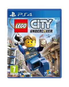Joc LEGO City Undercover PS4
