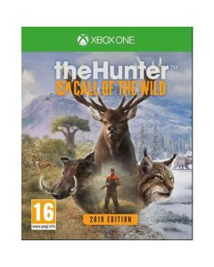 Joc The Hunter Call Of The Wild 2019 Edition Xbox One