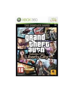 Grand Theft Auto Iv Episodes From Liberty City Xbox360