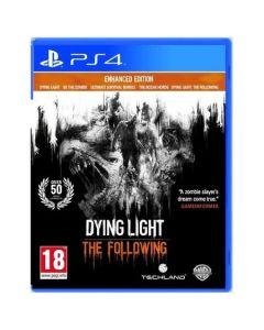 Joc Dying Light The Following Enhanced Edition pentru PS4