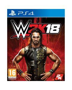 Joc WWE 2K18 pentru PlayStation 4