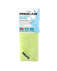 Laveta microfibra polishat Procar, 40X40cm