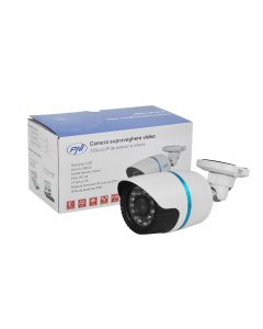 Camera supraveghere video PNI IP12MP 720p ONVIF cu IP de exterior si interior compatibila cu IPMAX2
