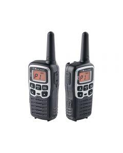 Statie radio PMR portabila Midland XT50 set 2bc gri cod C1178 include acumulatori